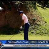 El golf regresa a la pantalla nacional