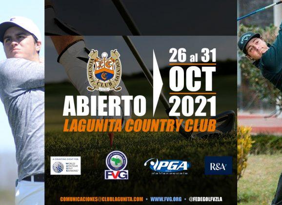 Inscripciones Abierto Lagunita Country Club