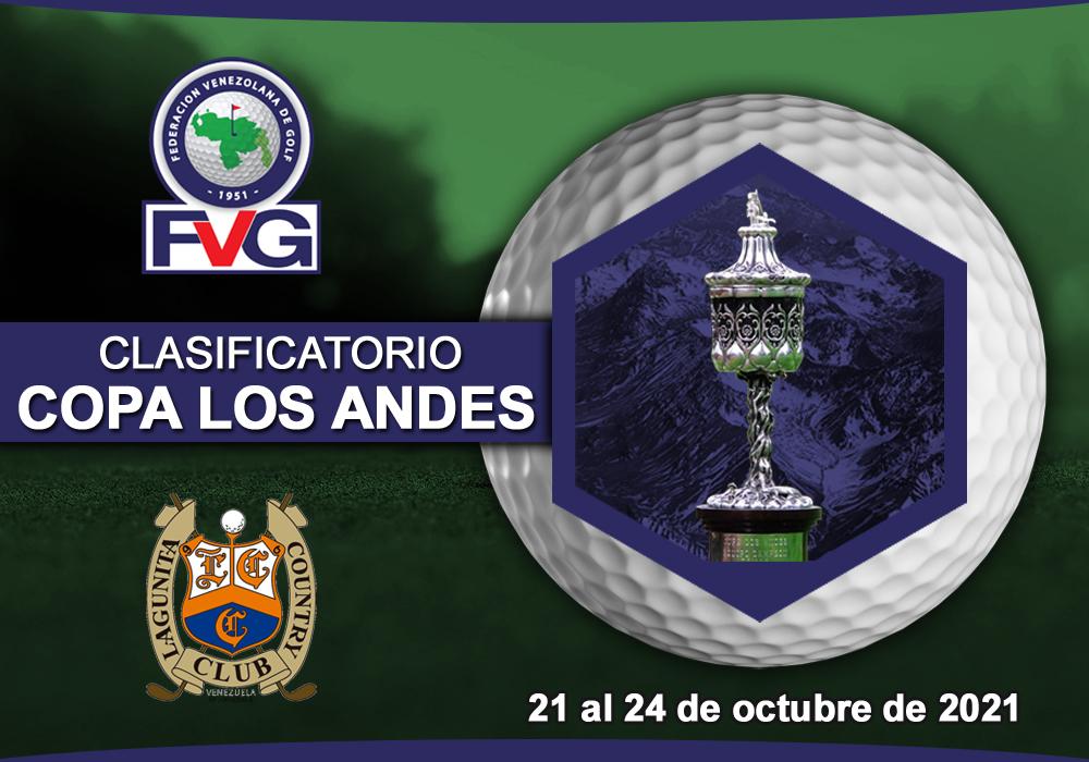 Clasificatorio a Copa Los Andes