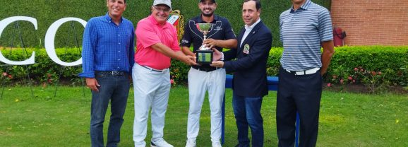 Denis Meneghini campeón del ProAm Valle Arriba Golf Club