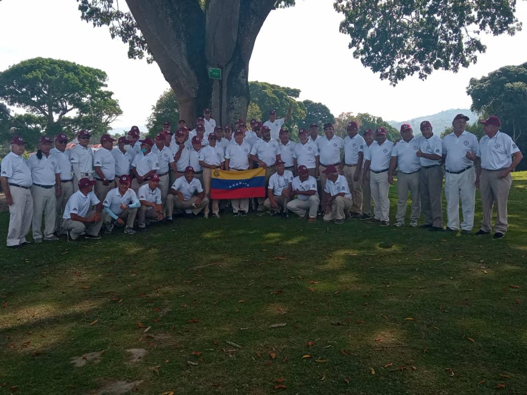 Venezuela se impone en I Torneo Sudamericano Virtual Senior